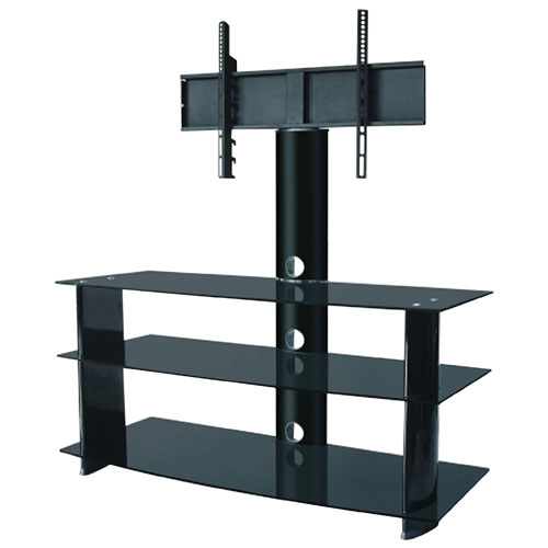 "Electronic Master TV Stand for TVs Up To 60"" (TVS67BLK)"