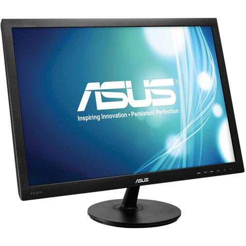 """ASUS 24.1"""" 5ms GTG LED Monitor (VS24AH-P) - Black"""