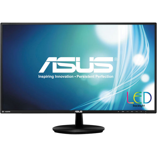 "ASUS 27"" 5ms GTG LED Monitor (VN279Q) - Black"