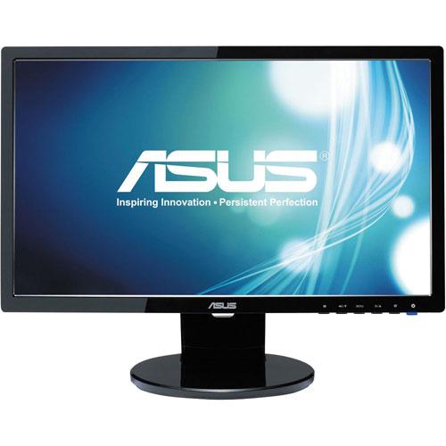 """ASUS 19"""" 5ms GTG LED Monitor (VE198TL) - Black"""