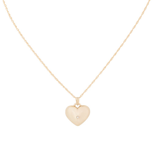 Forever last 14k gold heart pendant necklace necklaces best forever last 14k gold heart pendant necklace necklaces best buy canada mozeypictures Images