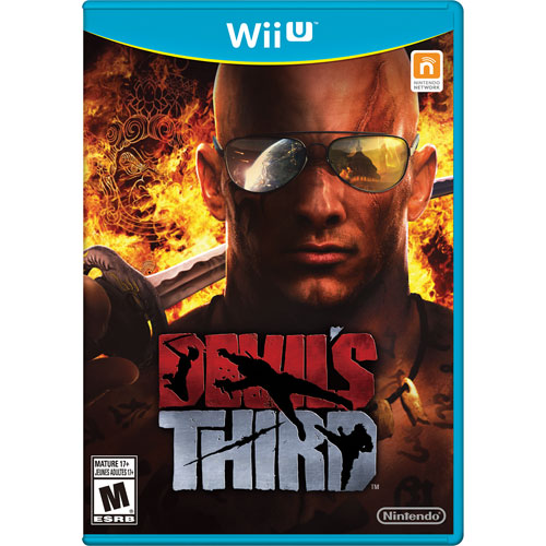 Devil's Third (Wii U) - English - Previously Played