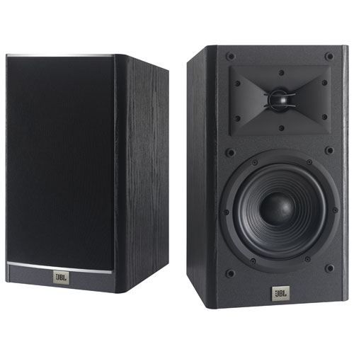 JBL Arena 130 125-Watt Bookshelf Speakers - Pair