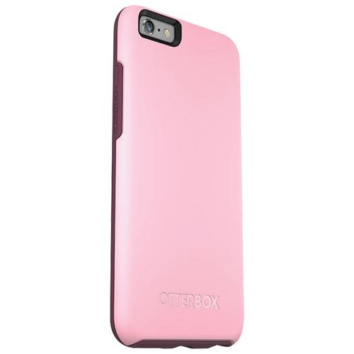 Étui rigide ajusté d'OtterBox pour iPhone 6 Plus/6s Plus - Rose - Violet