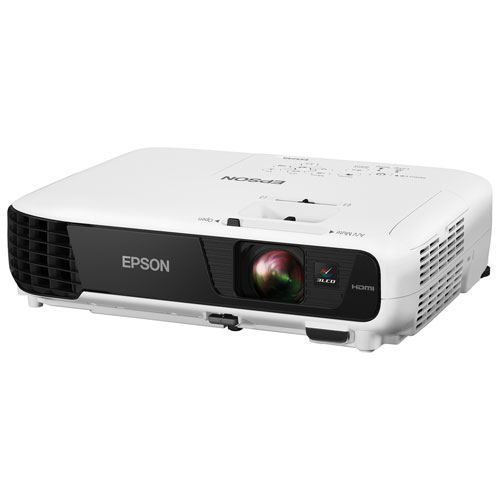 Epson XGA Data Projector (EX5240) - White