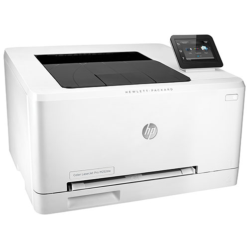 HP LaserJet Pro Colour Laser Printer (M252DW)