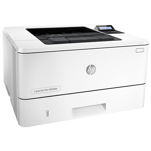 HP LaserJet Pro Monochrome Laser Printer (M402DN)