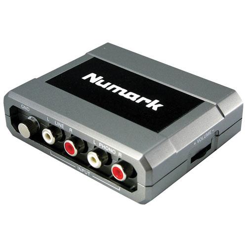Numark Stereo iO Analog-to-Digital DJ Interface (STEREOIOV2)