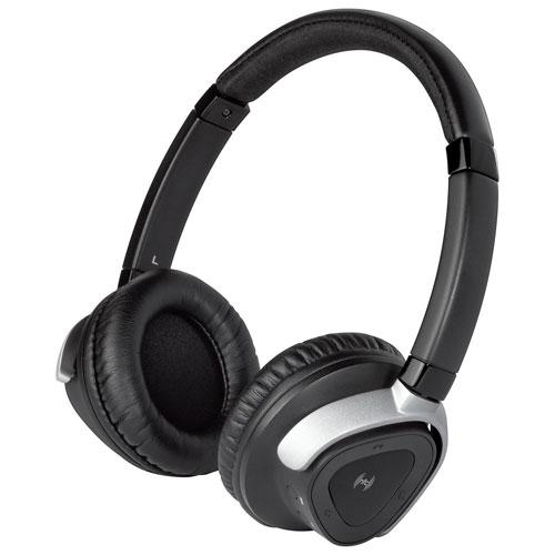 Creative Hitz WP380 Wireless On-Ear Headphones - Black