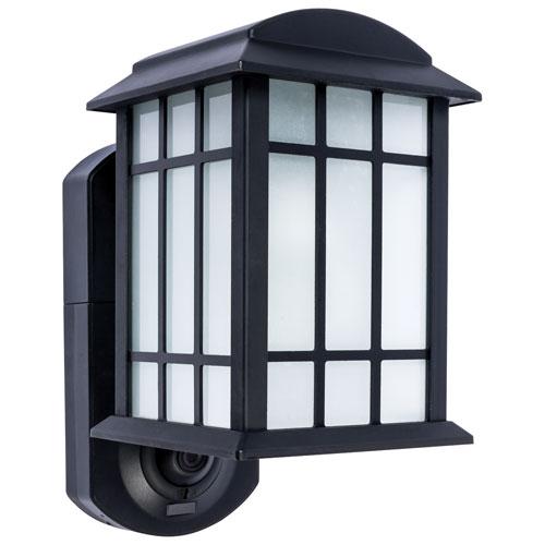 Maximus Craftsman Smart Security Light - Textured Black