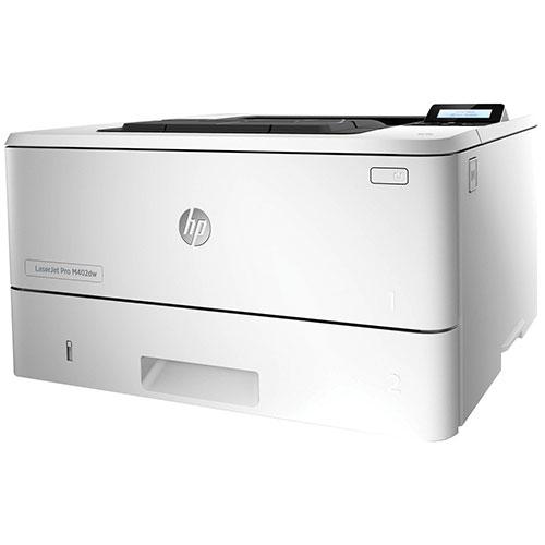 Imprimante laser monochrome LaserJet Pro de HP (M402DW)