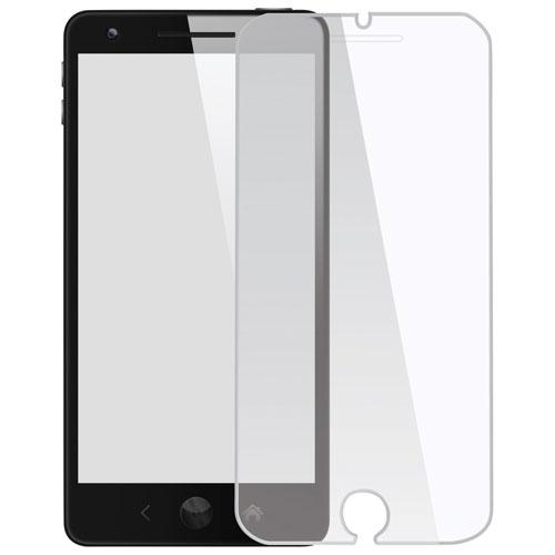 Protecteur d'écran en verre trempé de Moda pour iPhone 5/5s/SE
