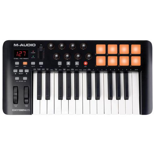 M-Audio Oxygen 25-Key Keyboard Controller