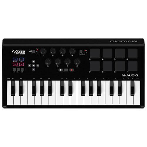 Clavier de contrôle à 32 touches Axiom Air Mini de M-Audio