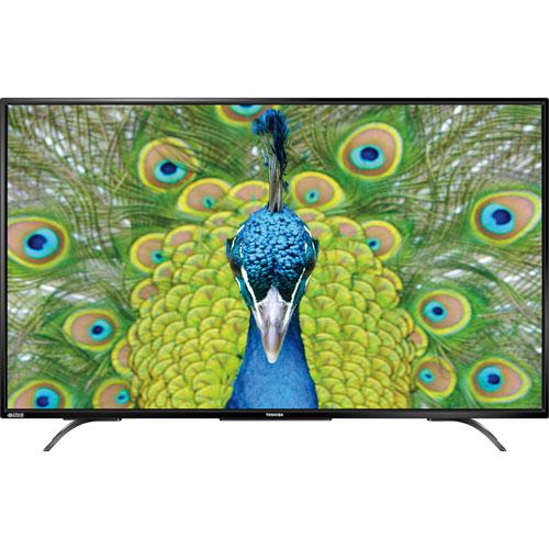 "Toshiba 43"" 4K Ultra HD LED Chromecast Built-in TV (43L621U) - Black - Only at Best Buy"