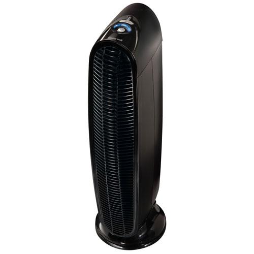 purificateur d 39 air vertical oscillant de honeywell avec filtre hepa purificateurs d 39 air best. Black Bedroom Furniture Sets. Home Design Ideas