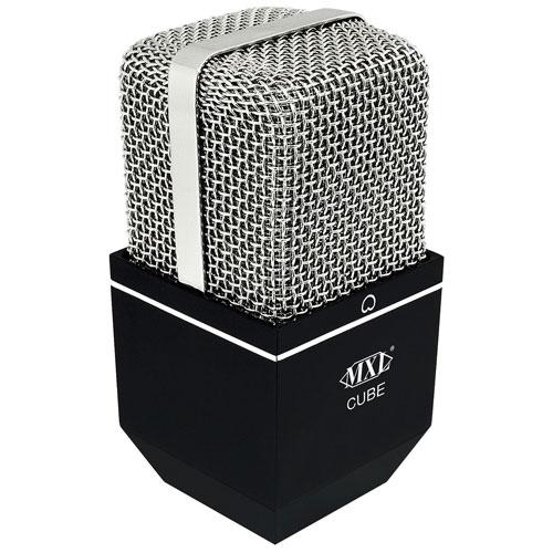 Microphone à condensateur Cube de MXL