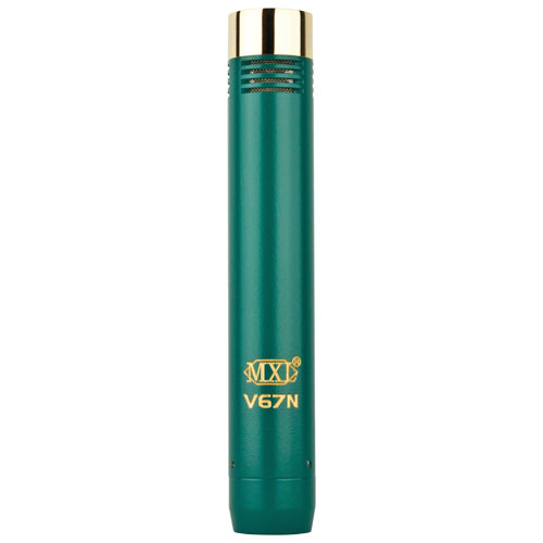 MXL Instrument Condenser Microphone (V67N)