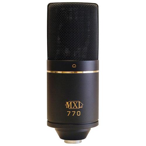 MXL Small Condenser Microphone (MXL770)