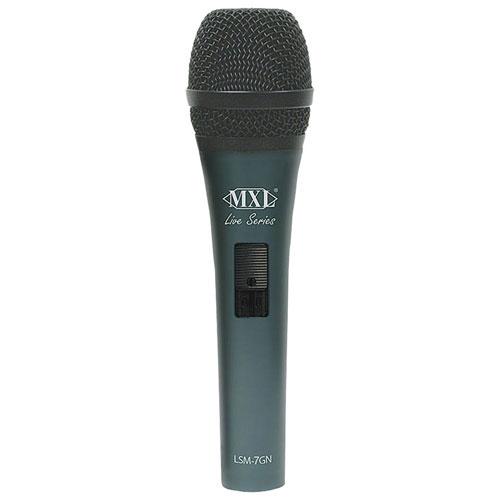 MXL Live Dynamic Microphone (LSM-7GN) - Green