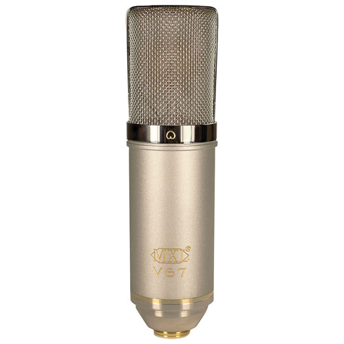 MXL V67G HE Large Capsule Condenser Microphone