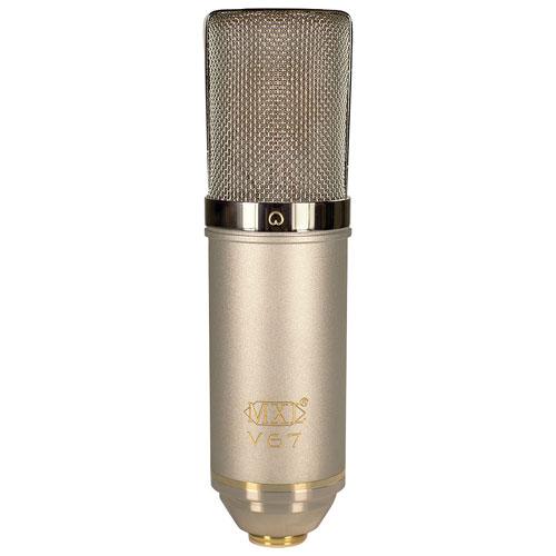 Microphone à condensateur à grande capsule V67G HE de MXL