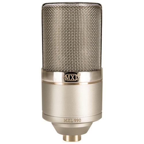 MXL 990 HE Condenser Microphone
