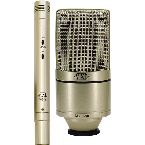 MXL Microphone Recording Pack