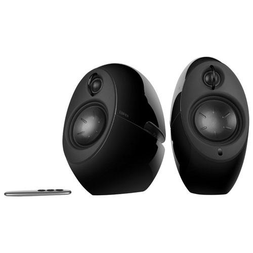Edifier Luna Eclipse 2.0 Channel Bluetooth Speakers - Black