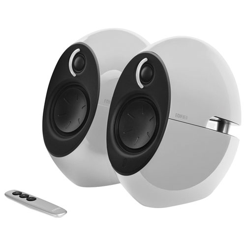 Edifier Luna Eclipse HD 2.0 Channel Bluetooth Speaker - White