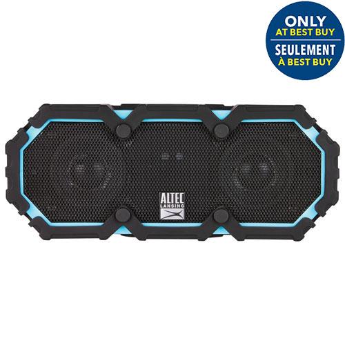 Haut-parleur sans fil Bluetooth étanche/antichoc Life Jacket 2 Altec Lansing-Turquoise-Exclus. BBY