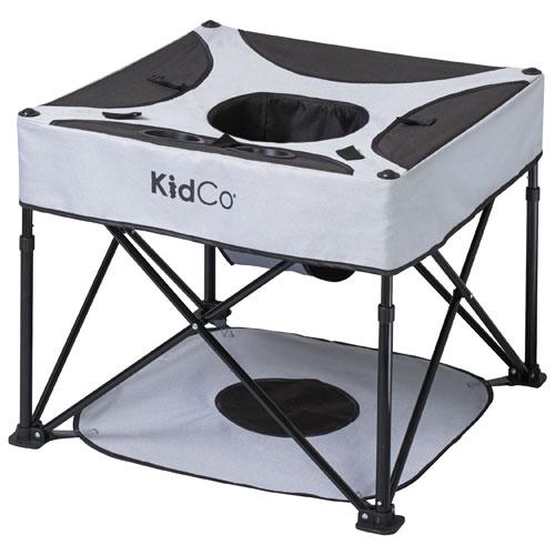 KidCo GoPod Portable Activity Seat - Midnight   Best Buy ...