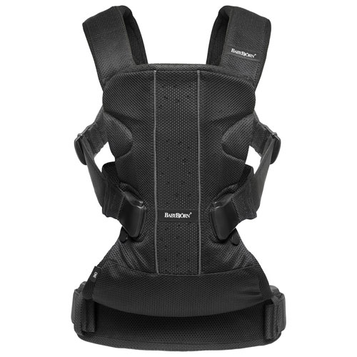BabyBjörn Baby Carrier One - Black