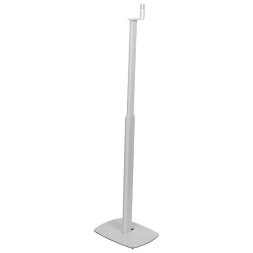 Flexson PLAY:1 Adjustable Floor Stand - Single - White