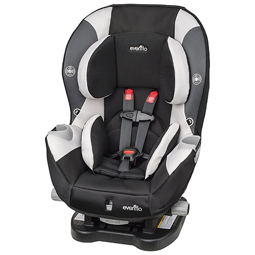 Evenflo Triumph LX Convertible 2-in-1 Car Seat 38211712C
