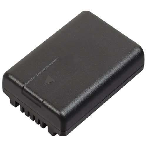 Panasonic 970mAh Lithium-Ion Rechargeable Battery for Panasonic Camcorders (VWVBY100)