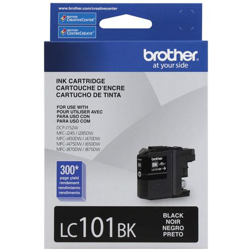 Brother Innobella Black Ink (LC101BKS)