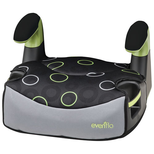 Evenflo AMP Graphics Booster Car Seat