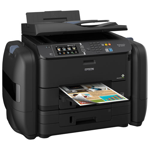 Epson WorkForce Pro WF-R4640 EcoTank Wireless All-in-One Inkjet Printer (C11CE69201)