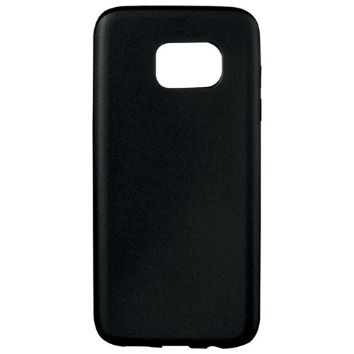 Insignia Samsung Galaxy S7 Fitted Soft Shell Case - Black