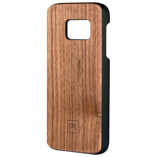 Platinum Samsung Galaxy S7 Fitted Hard Shell Case - Brown