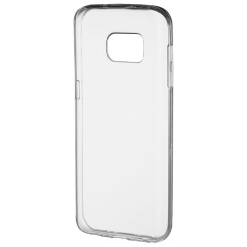 Insignia Samsung Galaxy S7 Fitted Soft Shell Case - Clear