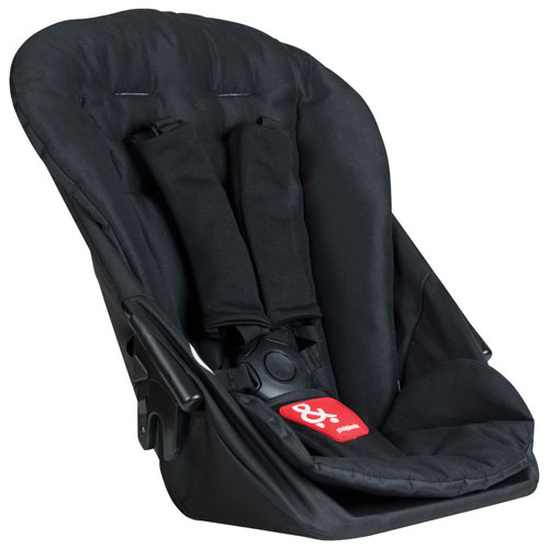 phil&teds dash 2nd Seat/Doubles Kit - Black