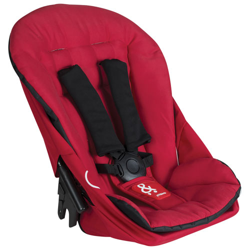 phil&teds dash 2nd Seat/Doubles Kit - Cherry