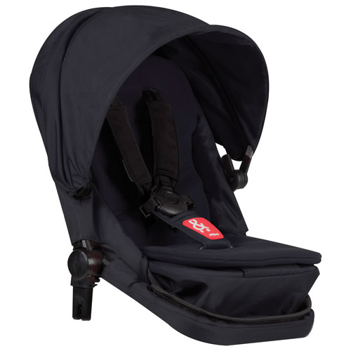 phil&teds voyager 2nd Seat/Doubles Kit - Black