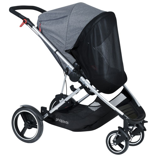 phil&teds voyager Sun Cover - Black
