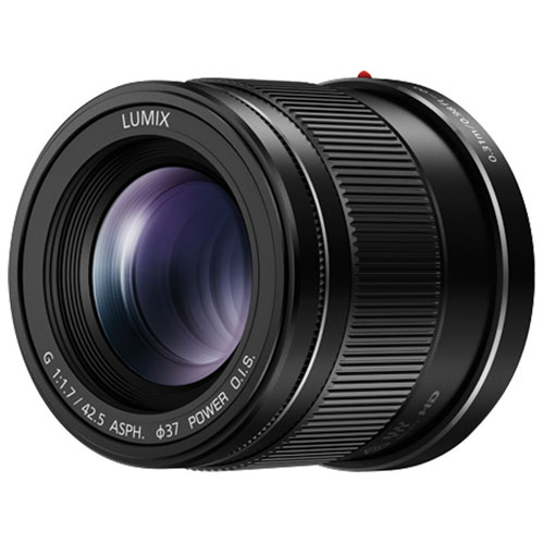 Panasonic LUMIX G 42.5mm f/1.7 Lens