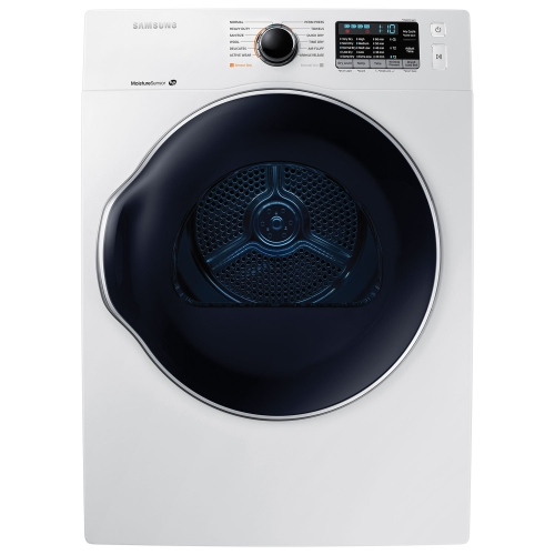 Samsung 4.0 Cu. Ft. Electric Compact Dryer (DV22K6800EW) - White