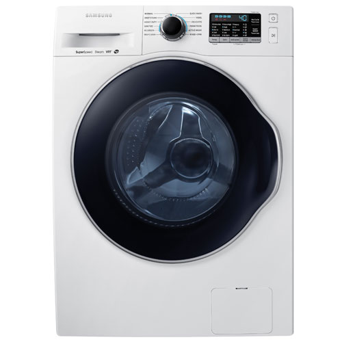 Samsung 2 6 Cu Ft High Efficiency Front Load Steam