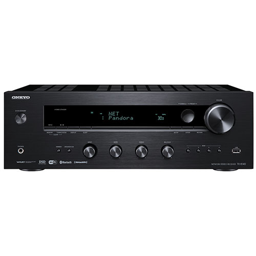 Onkyo TX-8140 Network Stereo Receiver